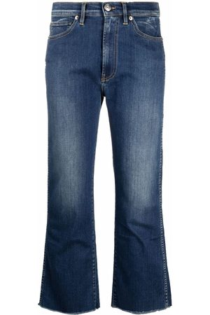 3x1 Flared cotton jeans