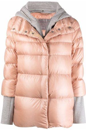 HERNO Women Puffer Jackets - Hooded puffer jacket