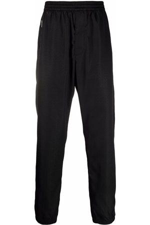 Givenchy Jacquard G-motif track pants