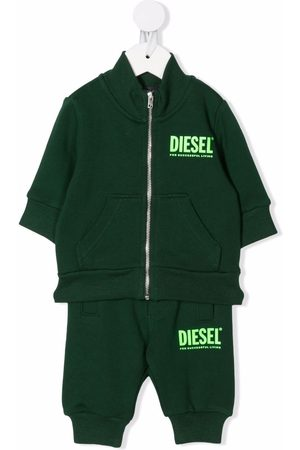 Diesel Sets - Logo tracksuit set
