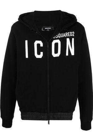 Dsquared2 Men Hoodies - Zip-front hoodie