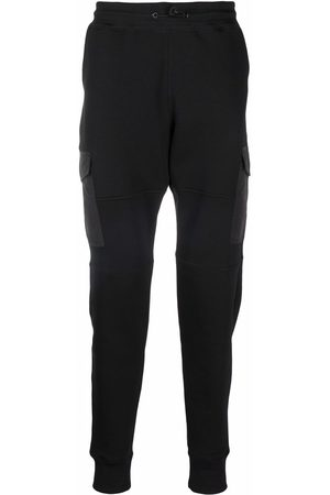 Paul Smith Men Cargo Pants - Cargo-pocket cotton joggers