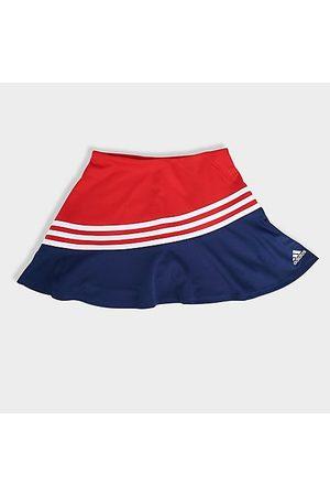 adidas Girls' Originals Sport Skort in / /Vivid Size Small Cotton