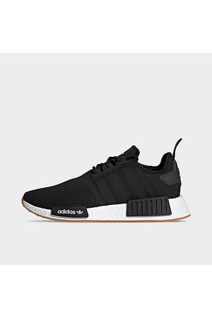 adidas Men Casual Shoes - Men's Originals NMD R1 Primeblue Casual Shoes in / Size 7.5 Knit/Plastic