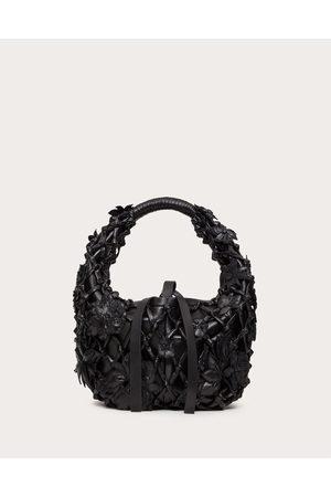 VALENTINO GARAVANI Women Shoulder Bags - Small 06 Lace Edition Atelier Hobo Bag Women 100% Lambskin OneSize