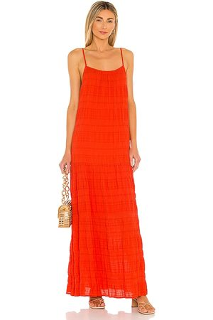 Steve Madden Roman Holiday Dress in Red.