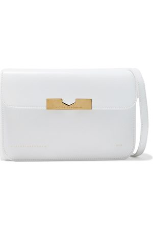 Victoria Beckham Woman Twin Leather Shoulder Bag Size
