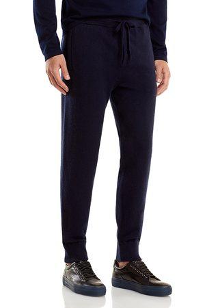 Vince Wool-Cashmere Slim Fit Jogger Pants
