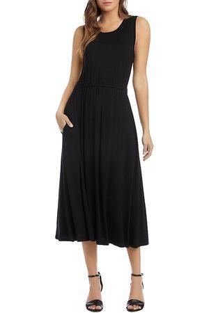 Karen Kane Artisan Sleeveless Dress