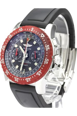 Breitling Stainless Steel Skyracer A27363 Automatic Men's Wristwatch 45 MM