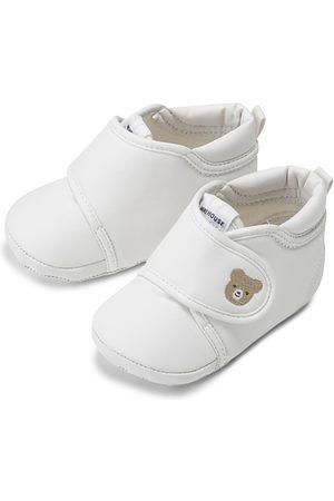 Miki House Unisex Bear My Pre-Walking Shoes - Baby, Walker