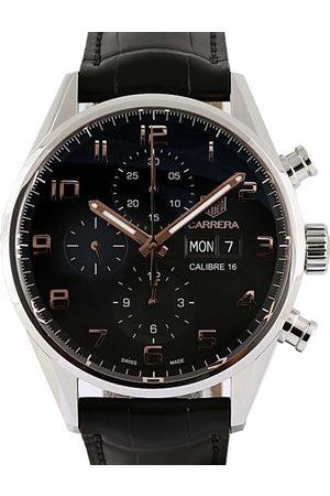 Tag Heuer Stainless Steel Carrera Men's Wristwatch 43 MM