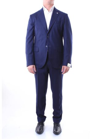 L.B.M Single-breasted suits Men