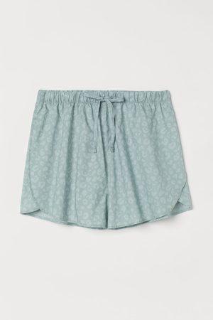 H&M Cotton Pajama Shorts