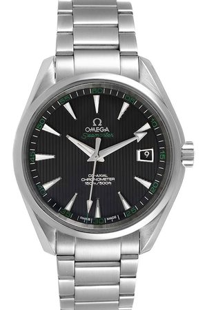 Omega Stainless Steel Seamaster Aqua Terra Golf Edition 231.10.42.21.01.001 Men's Wristwatch 41.5 MM