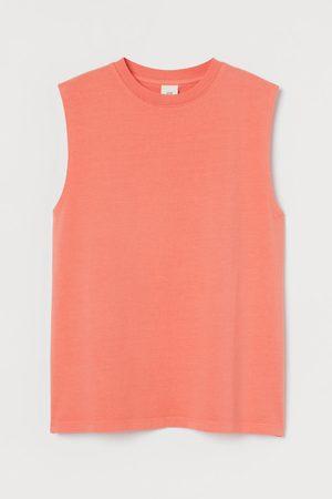 H&M Sleeveless Cotton Top