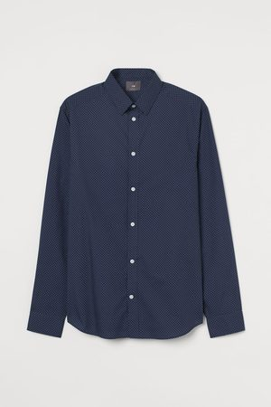 H&M Slim Fit Easy-iron Shirt