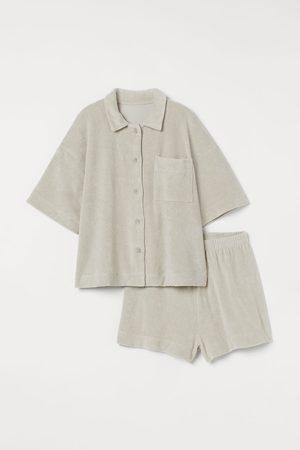 H&M Women Pajamas - Terry Pajamas