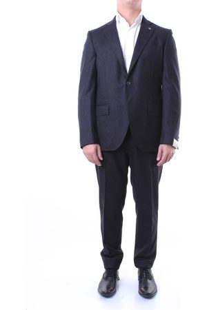 Lubiam Single-breasted suits Men Anthracite