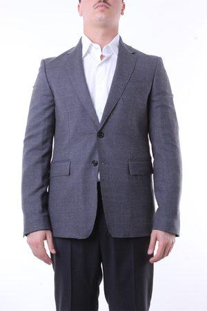 GRIFONI Blazer Men Grey