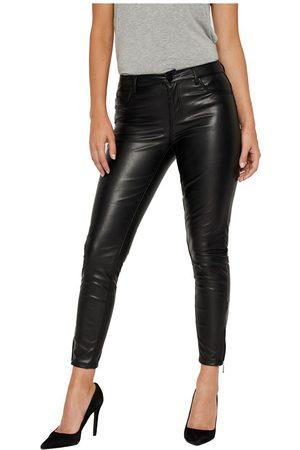 Noisy May Women Skinny Pants - Kimmy Normal Waist Skinny Bl Pants S