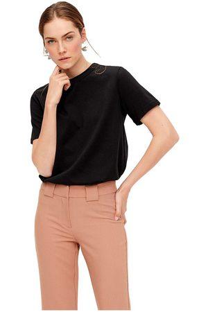 YAS Sarita Short Sleeve T-shirt L