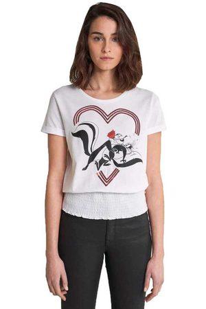 Salsa Love Pepe Le Pew E Pepelone Short Sleeve T-shirt M
