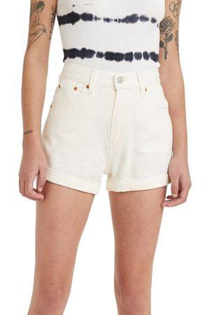 Levi's Women Shorts - Mom A Line 2 Denim Shorts 26 Want Not