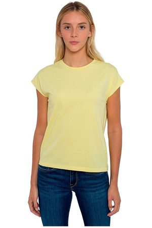 Pepe Jeans Bloom Short Sleeve T-shirt XS Sorbet Lemon