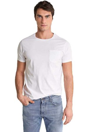 Salsa Plant Dye And Pocket Short Sleeve T-shirt XL