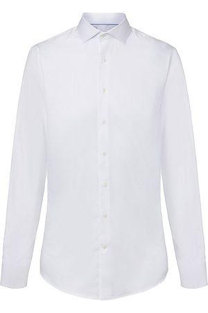 Hackett Men Shirts - Royal Twill Bc S