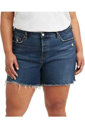 Levi's 502 Original Plus Sizes Shorts 16 Charleston Outlas