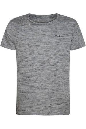 Pepe Jeans Paul 4 Short Sleeve T-shirt S Grey Marl