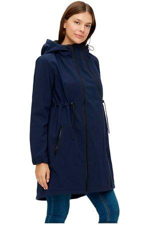 Mama Licious Shella 3 In 1 Jacket L Navy Blazer