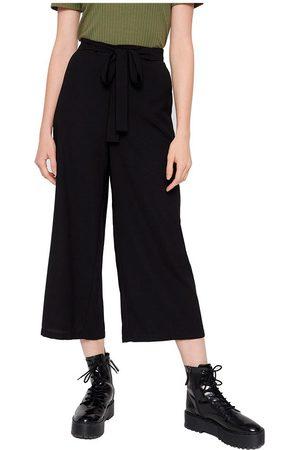 Pieces Kellie High Waist Culotte Pants L