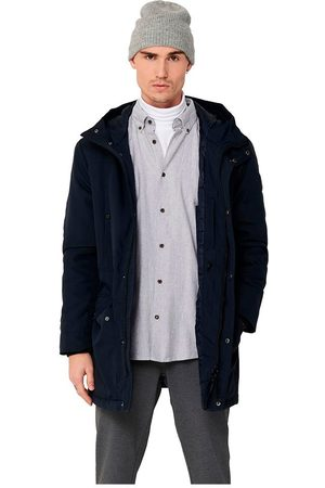 Only & Sons Peter Techincal Parka L Night Sky