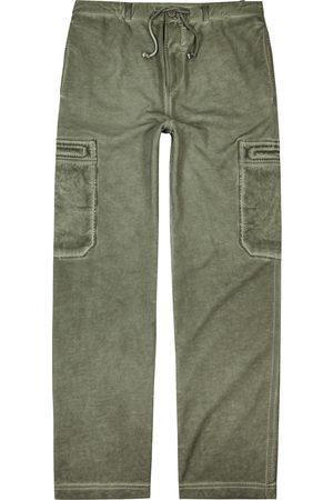 Helmut Lang Military army cotton sweatpants