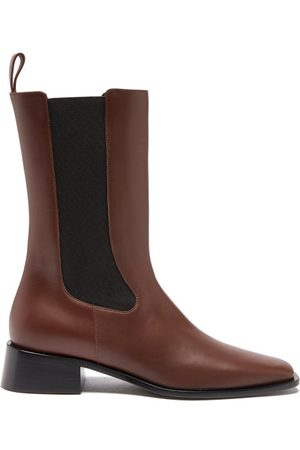 Neous Pros Leather Chelsea Boots - Womens