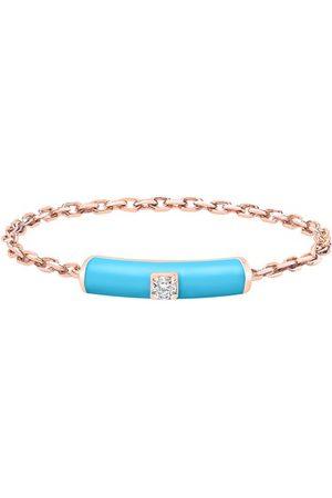 DJULA Enamel chain ring