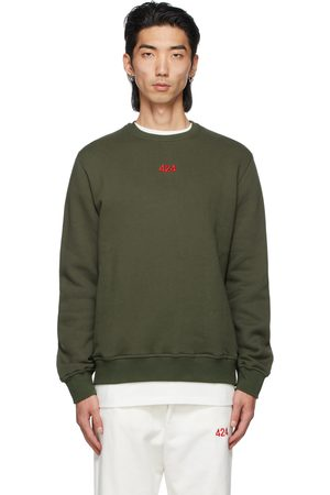 424 Green Logo Sweatshirt