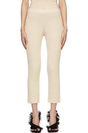 Baserange Women Sweats - Off-White Maru Lounge Pants