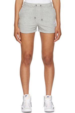 Nike Grey Sportswear Essential Shorts