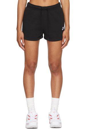 Nike Black Sportswear Essential Shorts