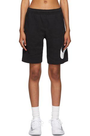 Nike Black Sportswear Club Shorts