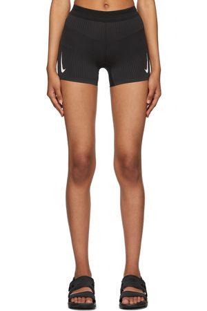 Nike Black AeroSwift Sport Shorts