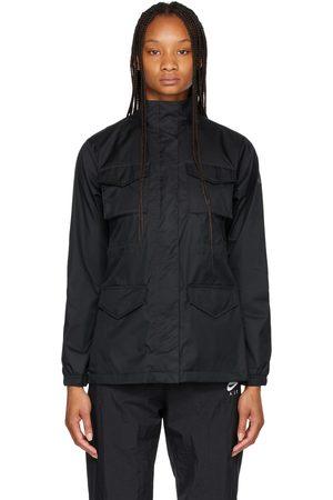 Nike Black Sportswear Essentials Weather Jacket