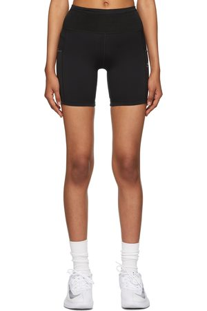 Nike Black Epic Luxe Trail Sport Shorts