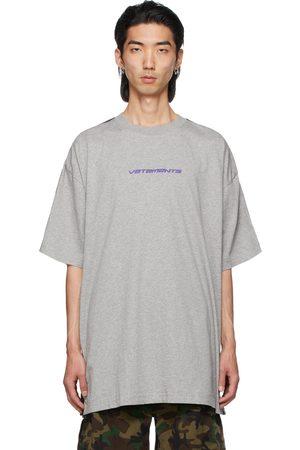 Vetements Logo Tape T-Shirt