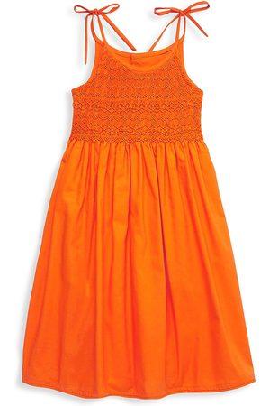 Isabel Garreton Little Girl's & Girl's Smocked Tie Sundress - - Size 3
