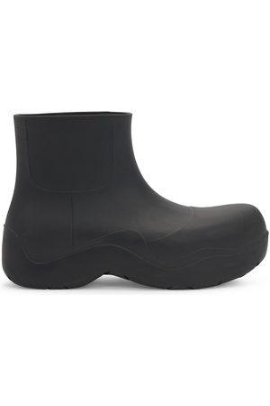Bottega Veneta Men's Puddle Boots - - Size 13